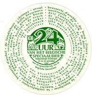 Belgium. De 24 Uur Van Het Belgische Speciaal-bier. Stadsfeestzaal Antwerpen, 15 En 16 November 1997. Waterlomat N.V. - Sous-bocks