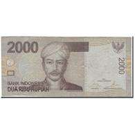 Billet, Indonésie, 2000 Rupiah, 2014, KM:148d, TB - Indonésie