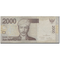 Billet, Indonésie, 2000 Rupiah, 2013, KM:148d, TB - Indonésie