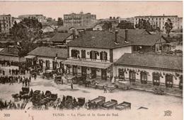Lot TUNISIE :20 Cartes Postales Anciennes (14 Cpa +6 Cpsm) Variées En Bon état, Toutes Scannées - 5 - 99 Cartoline