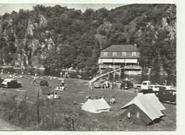Cafe - Restaurant - Hotel Dirbach Plage - Camping ( 2 Scans) - Non Classés
