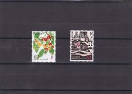 Japon Nº 1729 Al 1730 - Nuevos