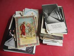 LOT D'IMAGES RELIGIEUSES, +/- 340 PIÈCES,A PARTIR DES ANNÉES 1930. - Andachtsbilder