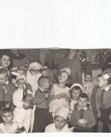 UKRAINE. #1553 A PHOTO. NEW YEAR. SADIK, CHILDREN. CARNIVAL COSTUMES, A BEAUTIFUL EDUCATOR.  *** - Proyectores De Cine