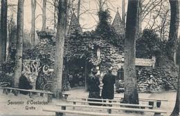 CPA - Belgique - Souvenir D'Oostacker - Grotte - Gent