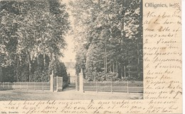 CPA - Belgique - Ollignies - België