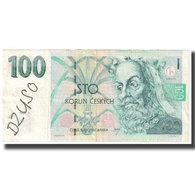 Billet, République Tchèque, 100 Korun, 1997, KM:12, B - Tchéquie