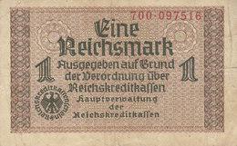 Billet ALLEMAGNE 1 Reichsmark 1940 PR 136a - [ 4] 1933-1945 : Third Reich
