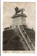 CPA - Carte Postale -Belgique-Waterloo - Piedestal Du Lion   VM2207 - Waterloo