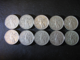 USSR 30 Years Of Victory 10pcs 1 Ruble 1975 - Russia