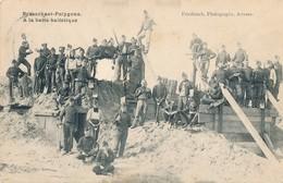 CPA - Belgique - Brasschaat-Polygoon - A La Butte Balistique - Brasschaat