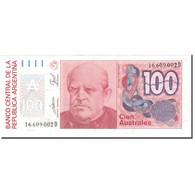 Billet, Argentine, 100 Australes, 1985, KM:327c, SPL - Argentine
