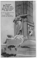ANS-LONCIN : Monument Aux Héros Du Fort De Loncin, Inauguré Le 15 Août 1923 - Ans