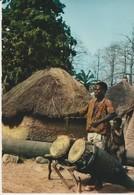 C.P. - PHOTO - RÉPUBLIQUE TOGOLAISE - TAM TAM - OFFICE NATIONAL TOGOLAIS DU TOURISME - Togo