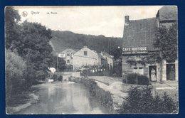 Yvoir. Le Bocq. Hôtel. Café Rustique A La Réunion Des Pêcheurs. Feldpost Mai 1917. Censure Colmar. - Yvoir