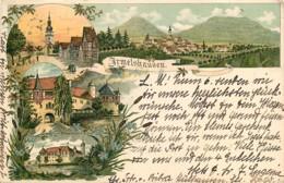 ALLEMAGNE , Gruss Aus Irmelshausen  , * 408 20 - Allemagne