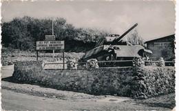 CPA - Belgique - Celles - Point D'arrêt De L'offensive Von Rundstedt - Houyet
