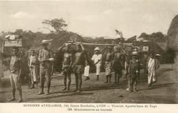 TOGO , Missionnaires En Tournée , * 408 40 - Togo