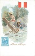 La Poste Au PEROU , * 408 95 - Peru