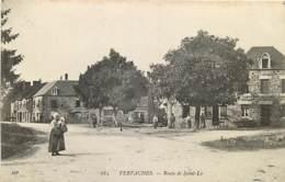 50 ,  FERVACHES , Route De Saint Lô , * 409 02 - Frankrijk