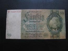 Germany Weimar Republic 50 Marks 1933 №1 - [ 3] 1918-1933 : República De Weimar