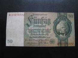 Germany Weimar Republic 50 Marks 1933 №2 - [ 3] 1918-1933: Weimarrepubliek