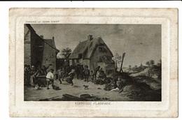 CPA - Carte Postale -Belgique-Flandre - Kermesse Flamande--1912- VM2214 - Manifestations
