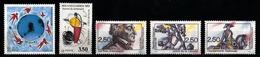 France 1991 : Timbres Yvert & Tellier N° 2695 - 2699 - 2700 - 2701 - 2702 - 2703 - 2721 - 2722 - 2723 - 2724 Et 2725 Av. - France