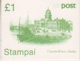 "Ireland 1985 Booklet ""Custom House"" ** Mnh (42323) - Boekjes"