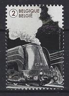 België O.B.C   4445    (XX)    De Trein - Unused Stamps