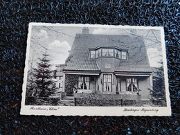 """Rusthuis """" Elim """" Driebergen-Rijsenburg, 1945     (P7) - Driebergen – Rijsenburg"""