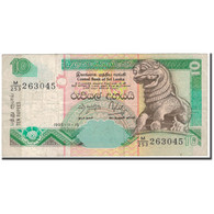 Billet, Sri Lanka, 10 Rupees, 1995-11-15, KM:108a, TB - Sri Lanka