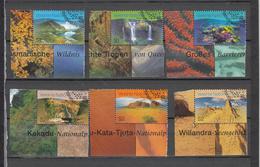 NATIONS  UNIES  VIENNE  1999   EMIS EN CARNET    N° 299 à 304  OBLITERES   CATALOGUE YVERT - Centre International De Vienne
