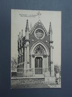 Cpa MAUCOURT - La Chapelle Notre-Dame De Grâce. Adressée à Pharmacie De La Gare à Beauvais. 1913 - Otros Municipios