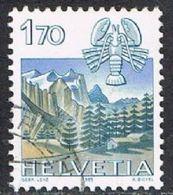 Switzerland SG1039 1983 Zodiac/Landscapes 1f.70 Good/fine Used [17/15735/7D] - Switzerland