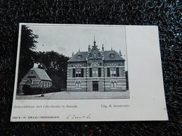 Gemeentehuis Met Catechisatie Te Bunnik, Driebergen, 1901     (P7) - Driebergen – Rijsenburg