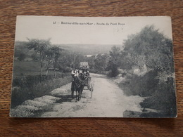 Barneville Sur Mer - Route Du Pont Rose - Attelage - Barneville