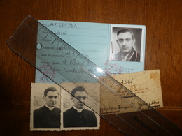 Max Vilain écrivain Prêtre Ham Sur Heure - Photo's - Documents - Historical Documents
