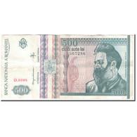 Billet, Roumanie, 500 Lei, 1992, KM:101a, TTB - Roumanie