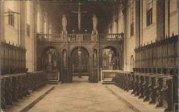 WESTMALLE - Abbaye Cistercienne - Le Choeur Des Frères - Oblitération De 1929 - Malle