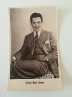 JOHNNY MACK BROWN - Actors