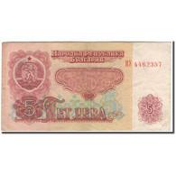 Billet, Bulgarie, 5 Leva, 1974, KM:95a, TB+ - Bulgaria