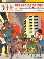 BRELAN DE DAMES T 3 EO BE LOMBARD  03/1984 Vernal  Renaud  (BI1) - Editions Originales (langue Française)