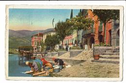 CPA - Carte Postale SUISSE- Lugano -Lavandale Al Lago -1913 VM2219 - TI Ticino