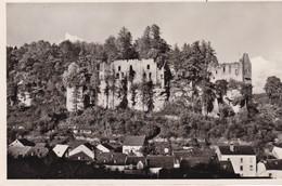 Larochette Les Ruines Du Chateau Feodal - Larochette