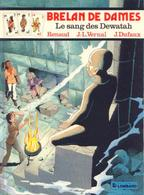 BRELAN DE DAMES T 6  EO BE LOMBARD  04/1987 Vernal  Renaud  (BI1) - Editions Originales (langue Française)