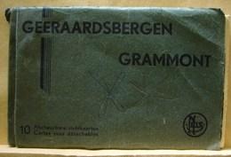 CP. 2544. Geeraardsbergen. Carnet De 9 Cartes Postales De Grammont. - Geraardsbergen