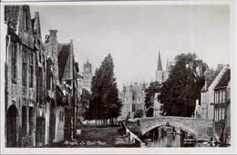 BRUGES-BRUGGE - Le Quai Vert - Brugge