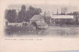 LE MANS - Environs - Dépt 72 - Moulin Sur La Sarthe - Le Mans
