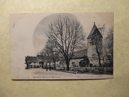 Monnetier - Ancienne Eglise  (5002) - Saint-Julien-en-Genevois